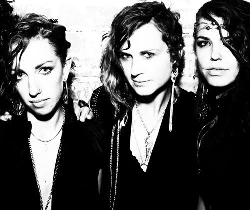 Members of Goddess Alchemy featuring Sasha Rose